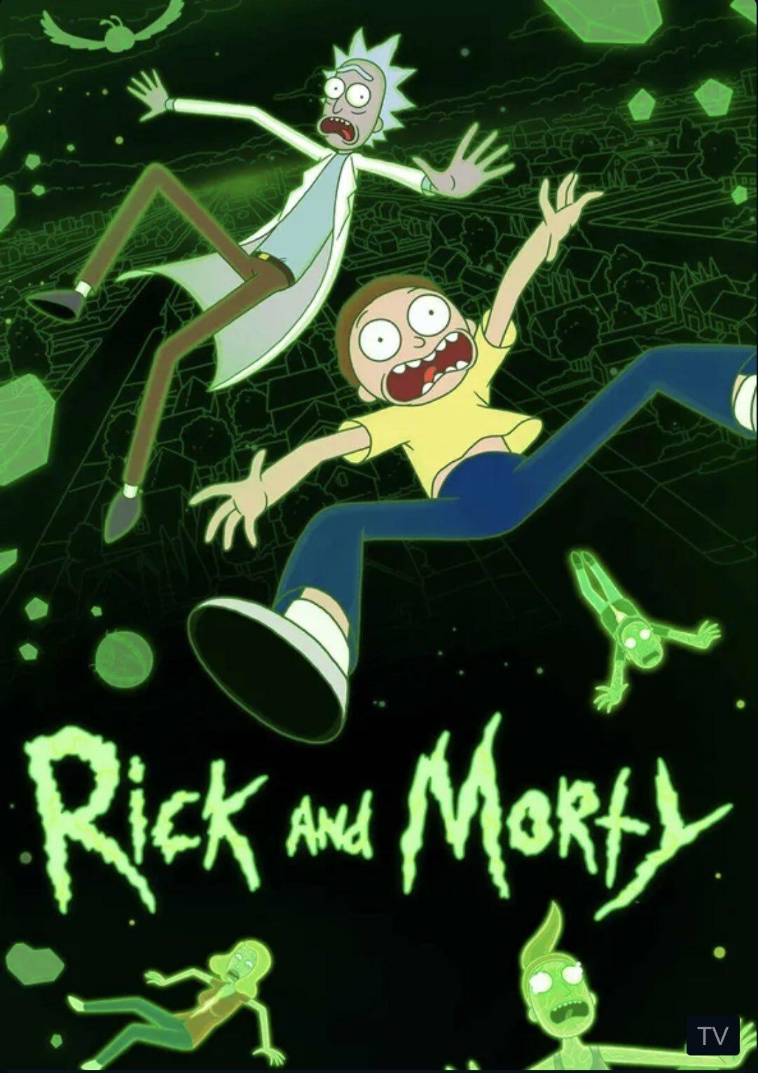 Rick and Morty ne zaman