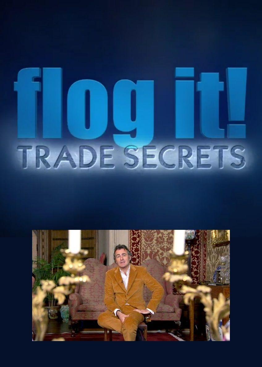 Flog It: Trade Secrets ne zaman