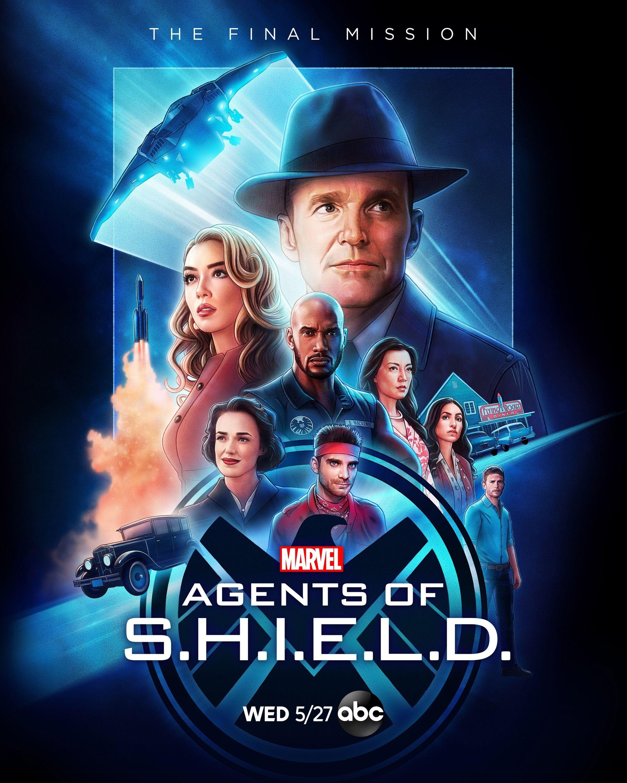 Agents of SHIELD ne zaman