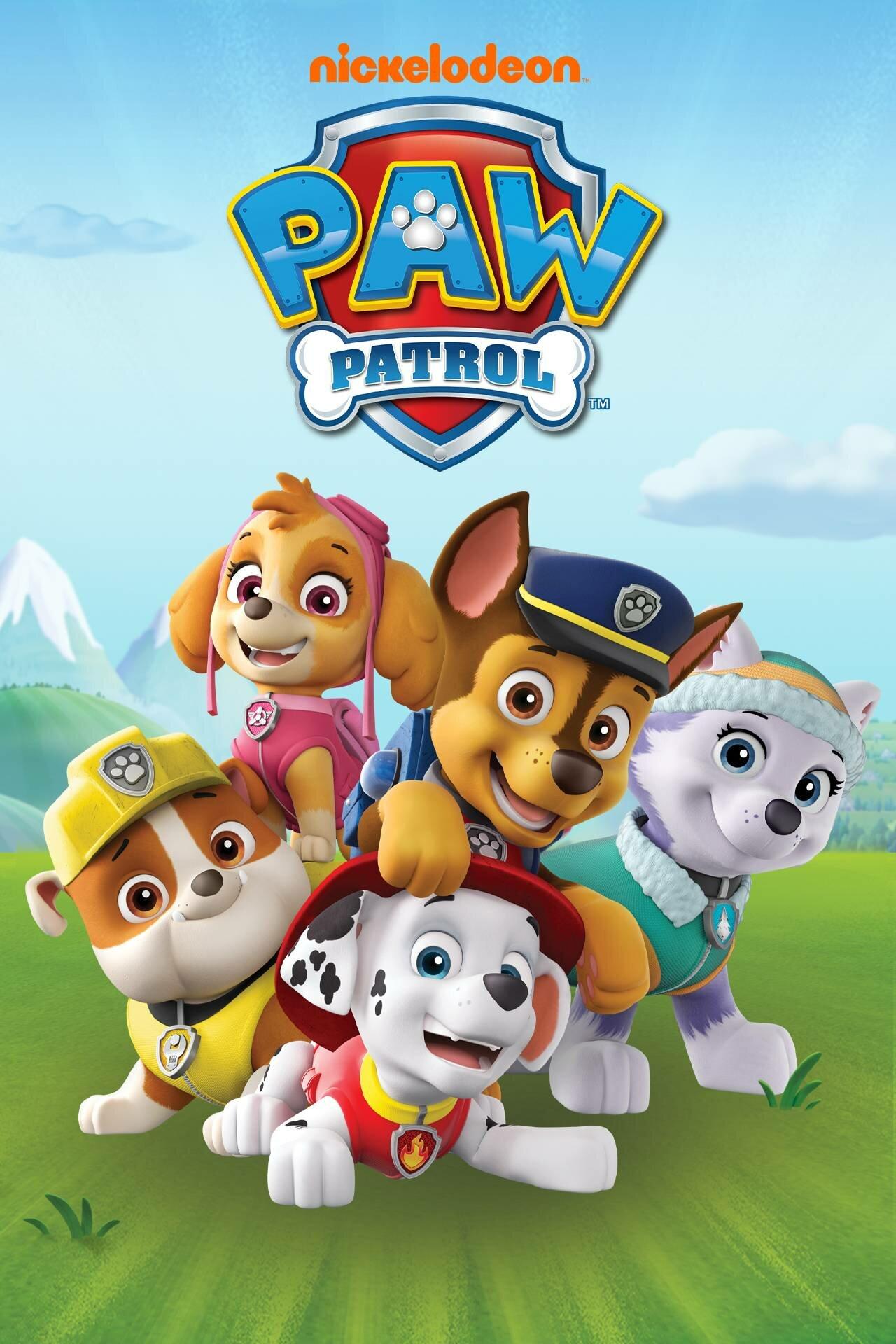 Paw Patrol ne zaman