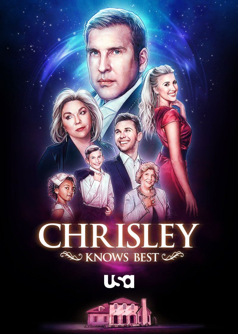 Chrisley Knows Best ne zaman