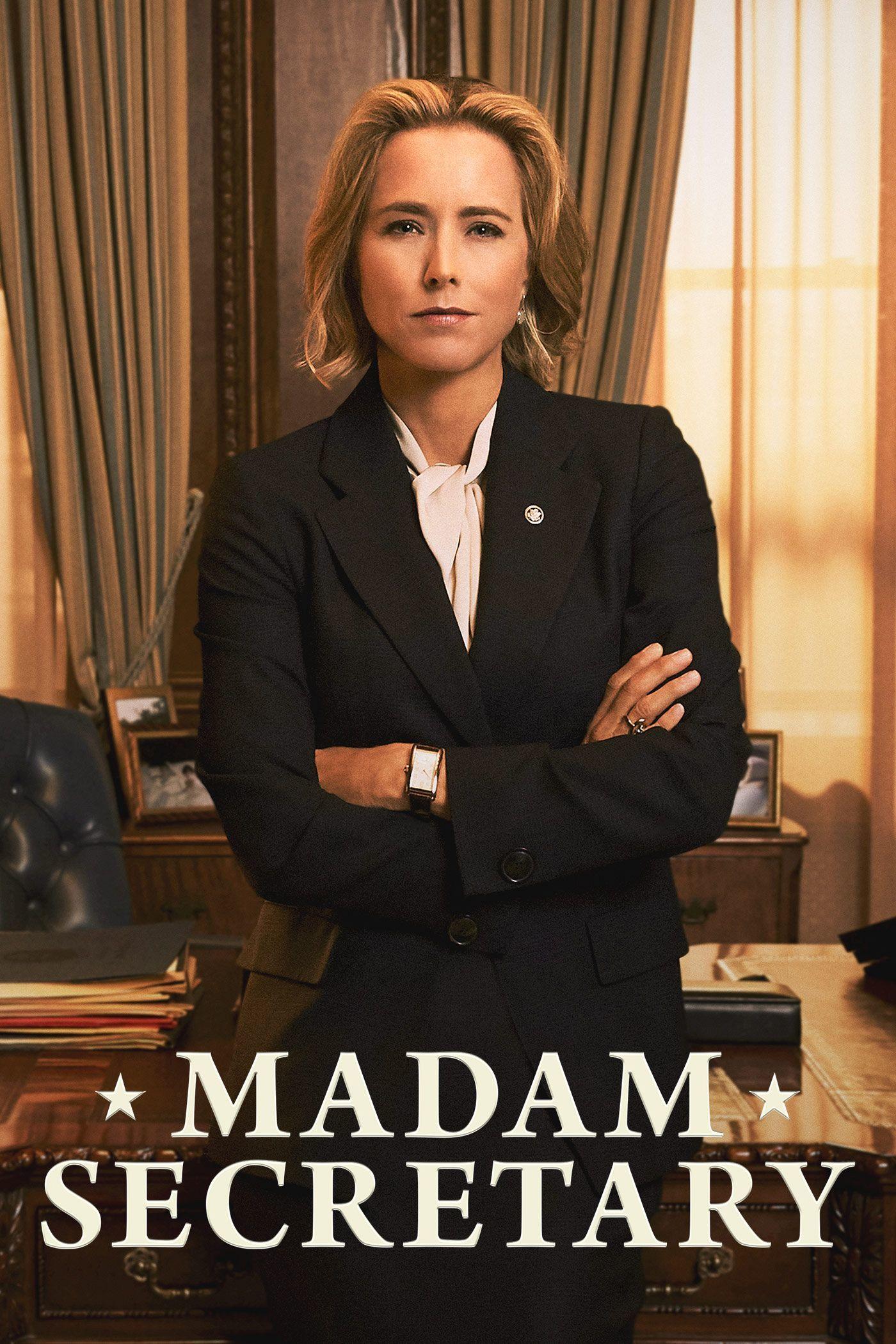 Madam Secretary ne zaman