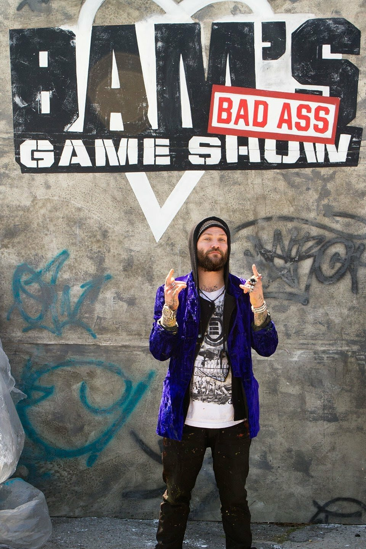 Bam's Bad Ass Game Show ne zaman