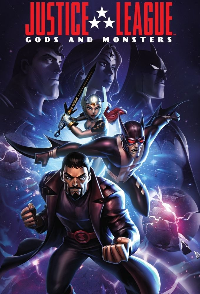Justice League: Gods and Monsters Chronicles ne zaman