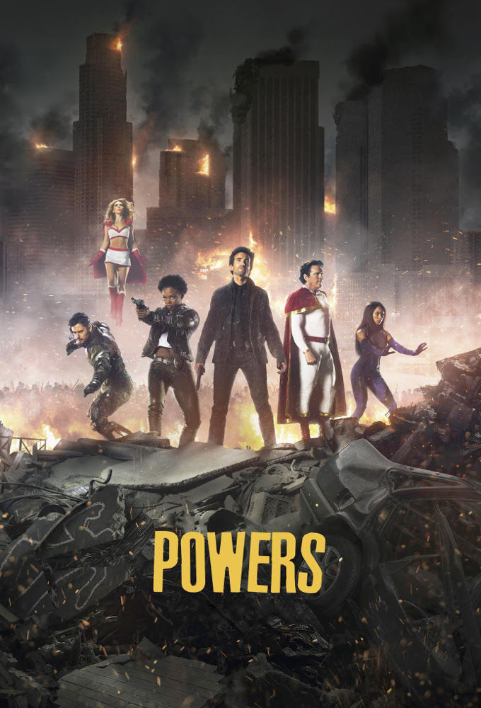 Powers ne zaman
