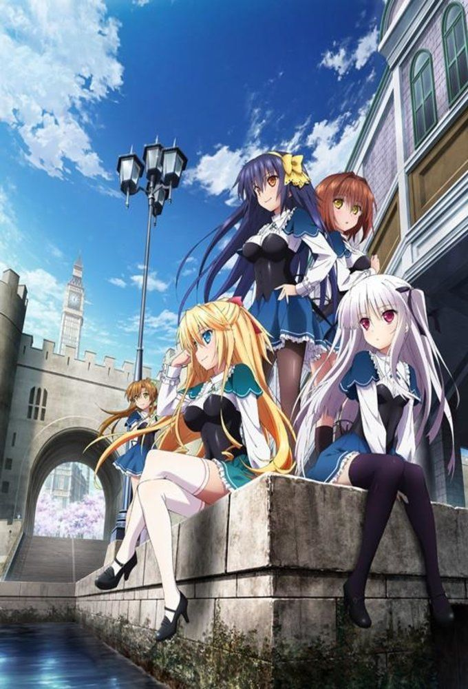 Absolute Duo ne zaman