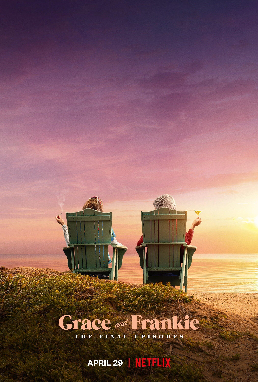 Grace and Frankie ne zaman