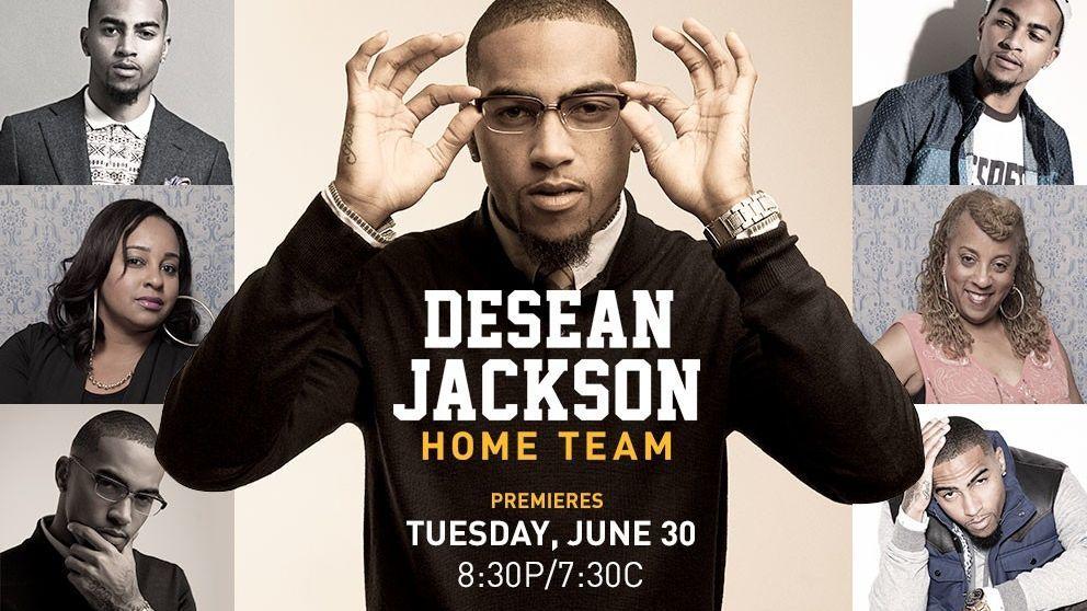 Desean Jackson: Home Team ne zaman