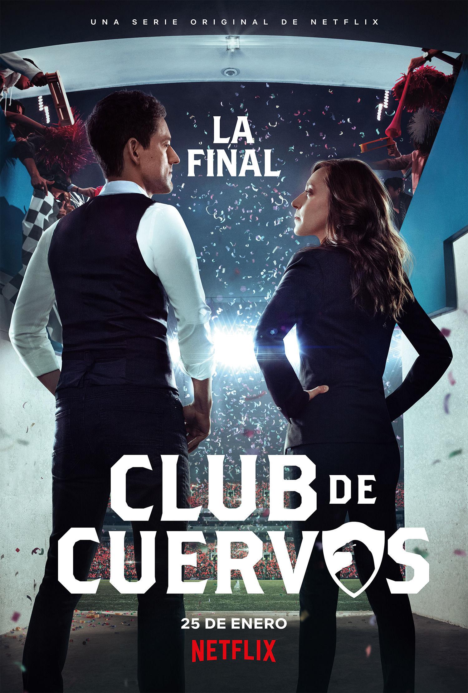 Club de Cuervos ne zaman