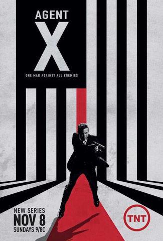 Agent X ne zaman