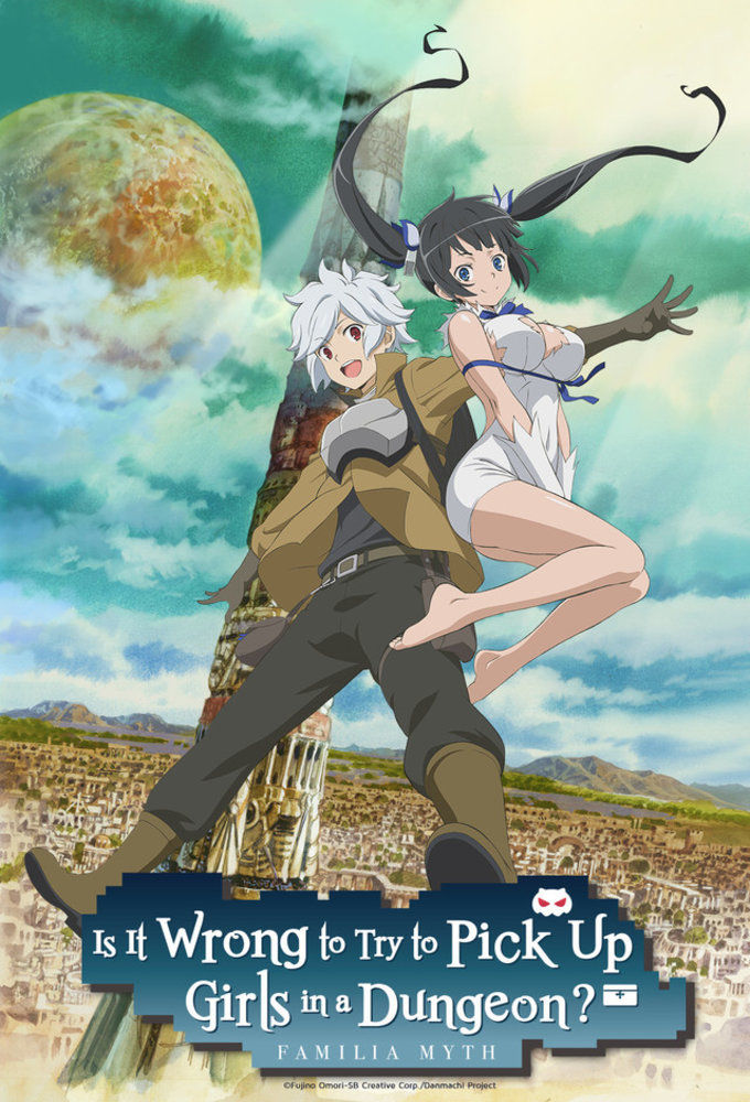 Is It Wrong to Try to Pick Up Girls in a Dungeon? ne zaman