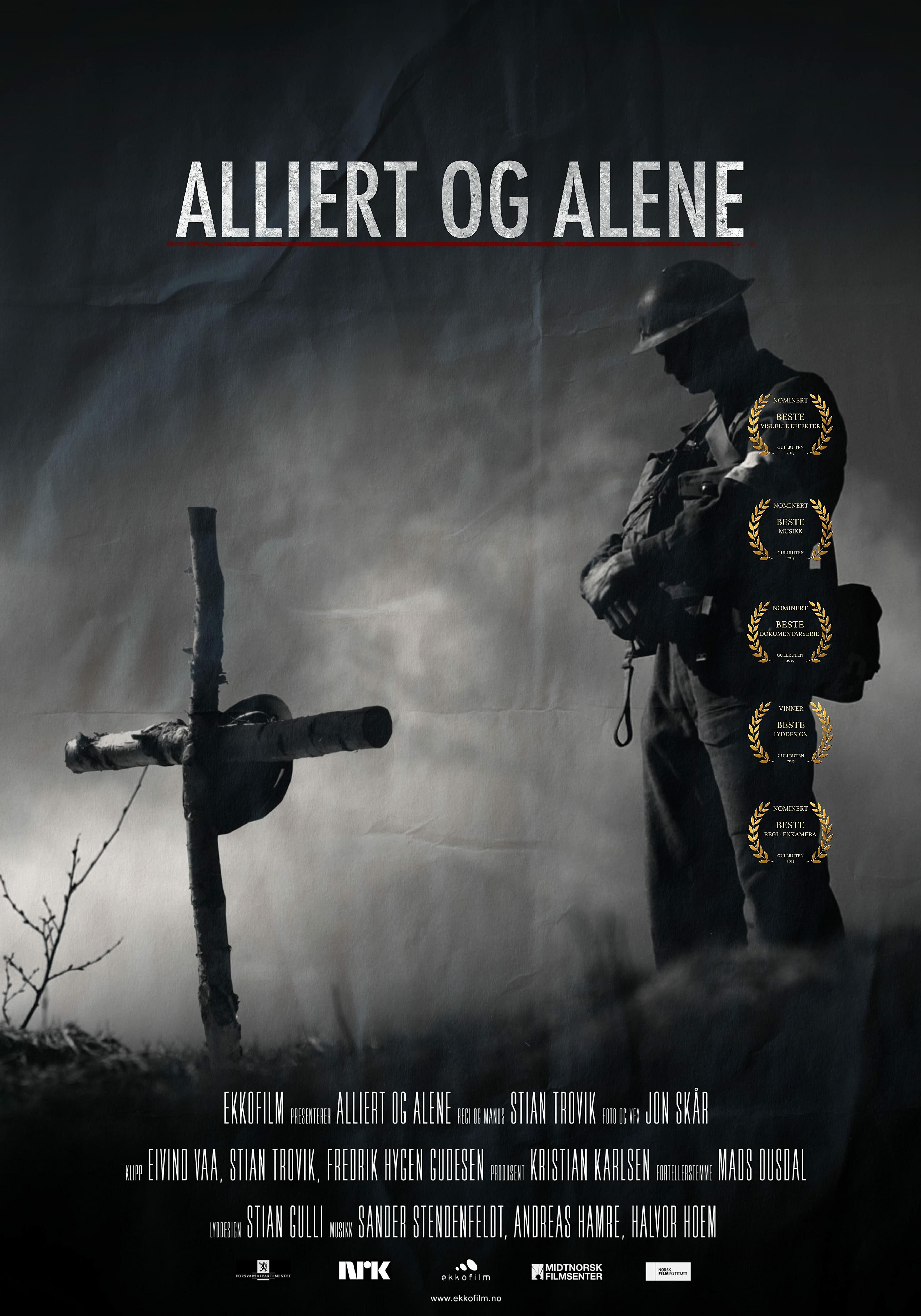 Alliert og alene ne zaman