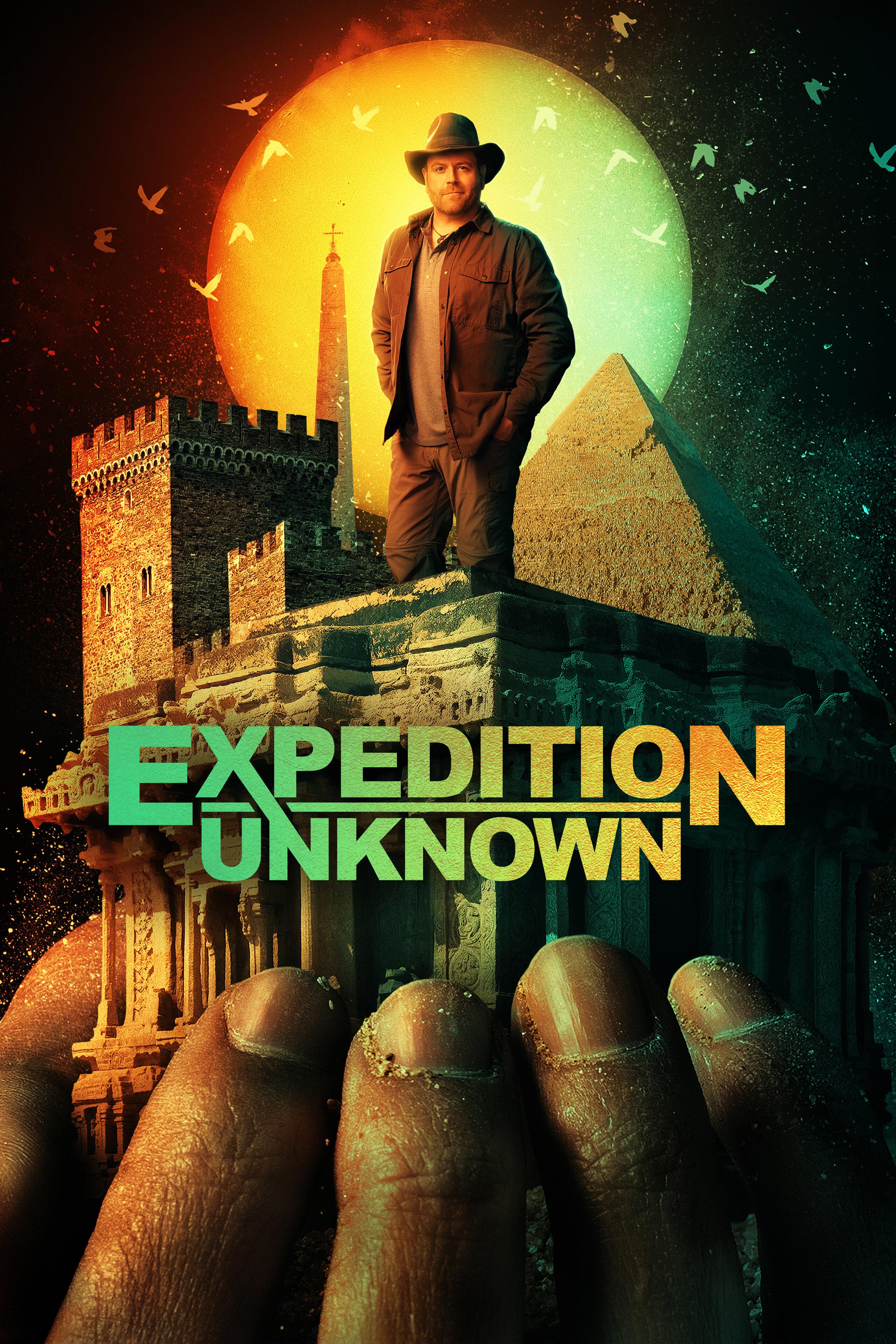 Expedition Unknown ne zaman