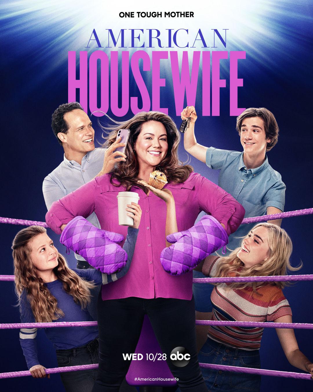 American Housewife ne zaman