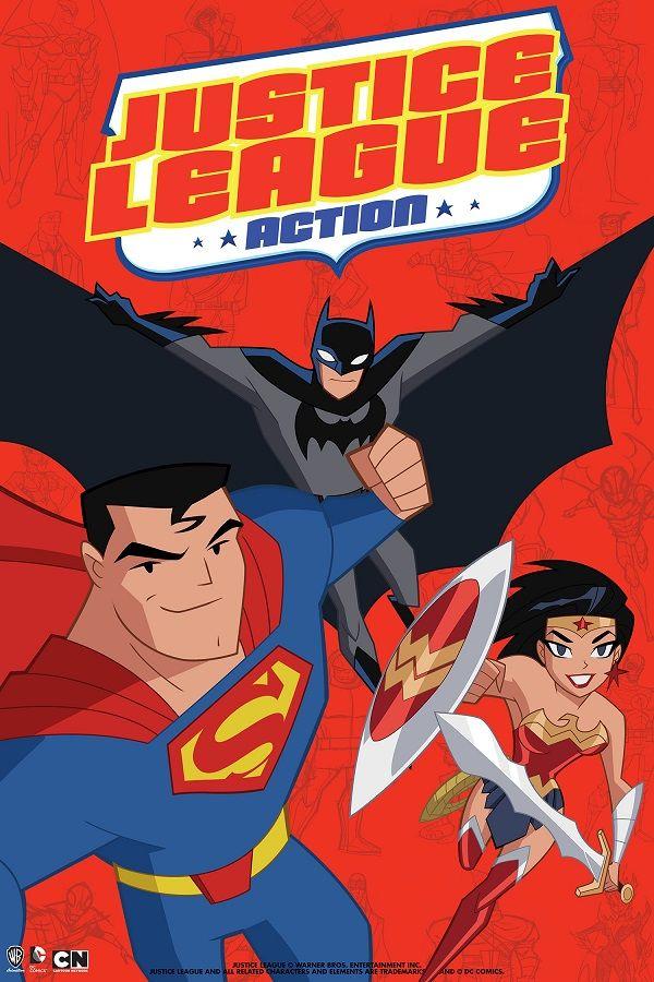 Justice League Action ne zaman