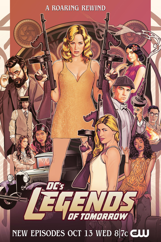 DC's Legends of Tomorrow ne zaman