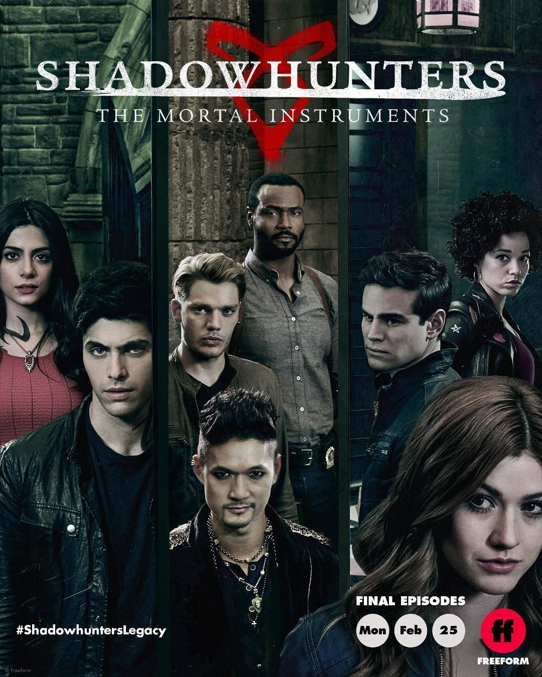 Shadowhunters: The Mortal Instruments ne zaman
