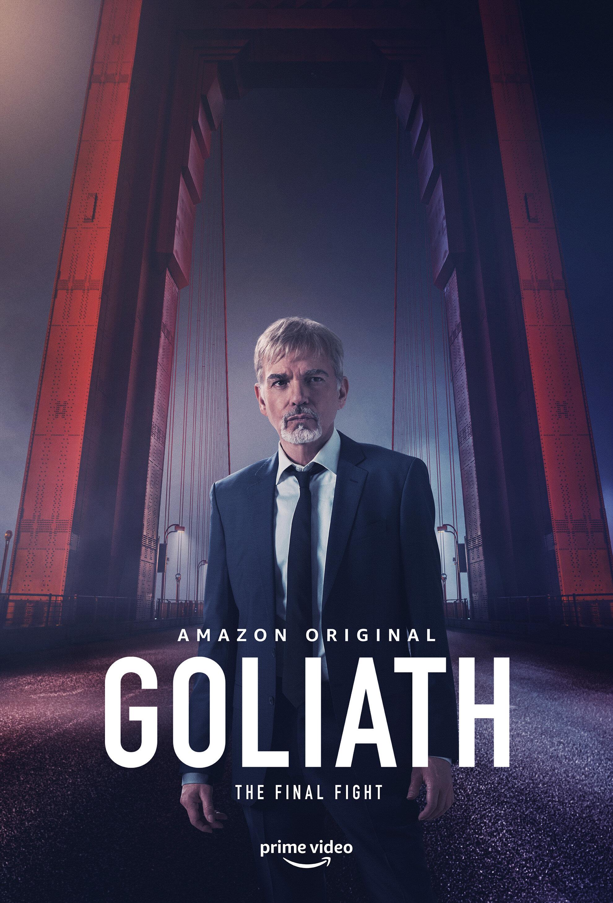 Goliath ne zaman