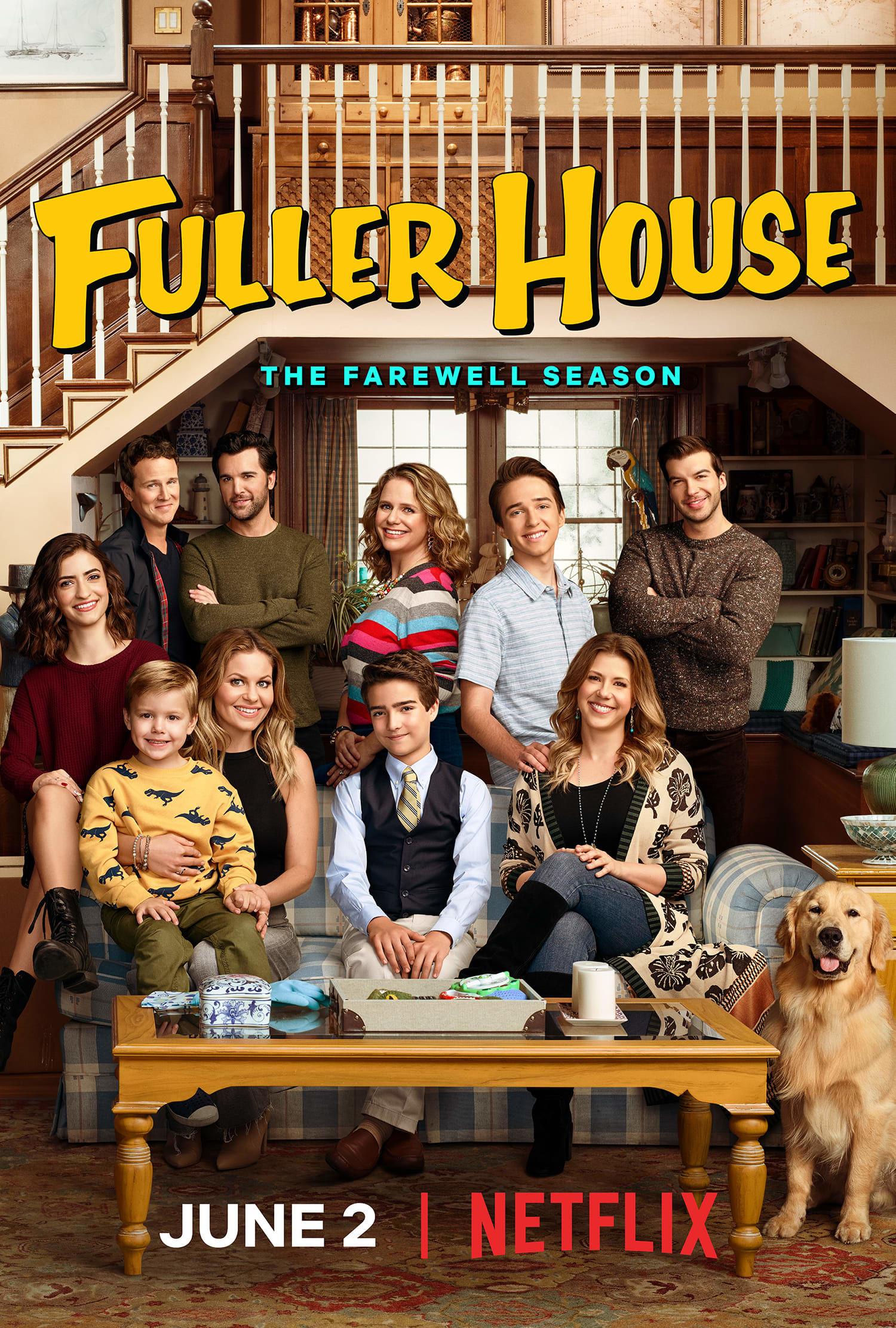 Fuller House ne zaman