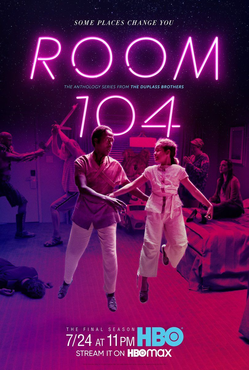 Room 104 ne zaman