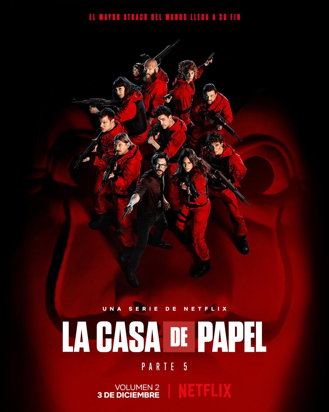 La Casa De Papel ne zaman