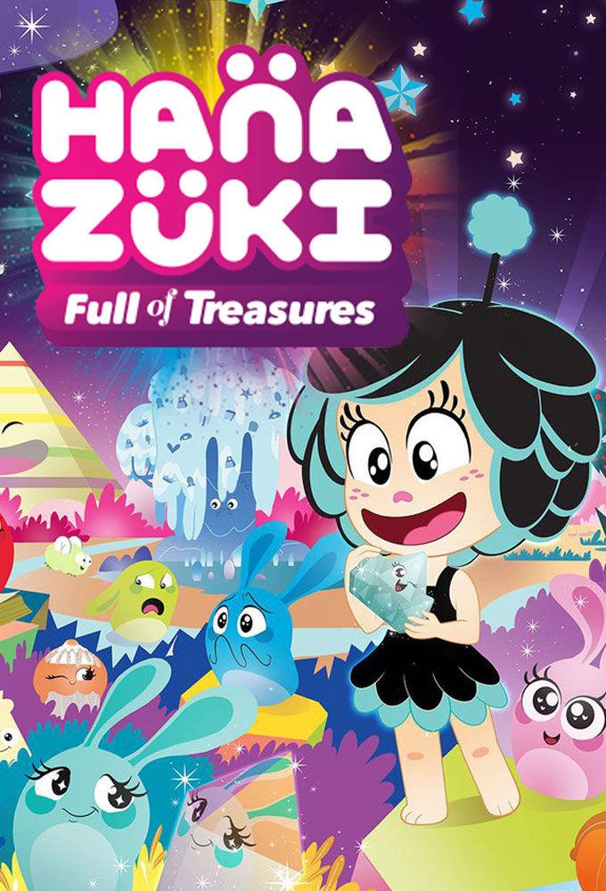 Hanazuki: Full of Treasures ne zaman