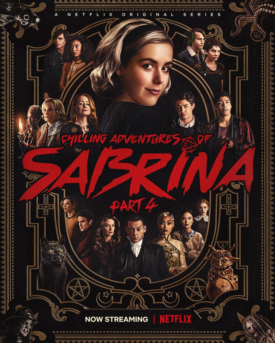 Chilling Adventures of Sabrina ne zaman
