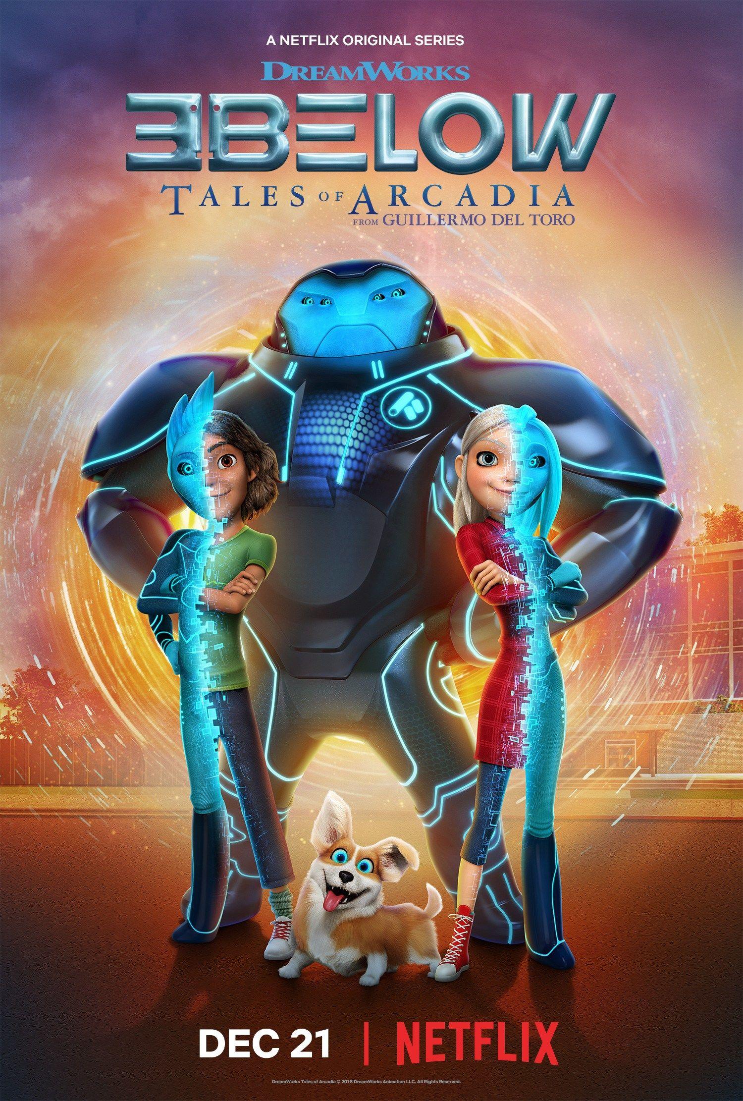 3Below: Tales of Arcadia ne zaman