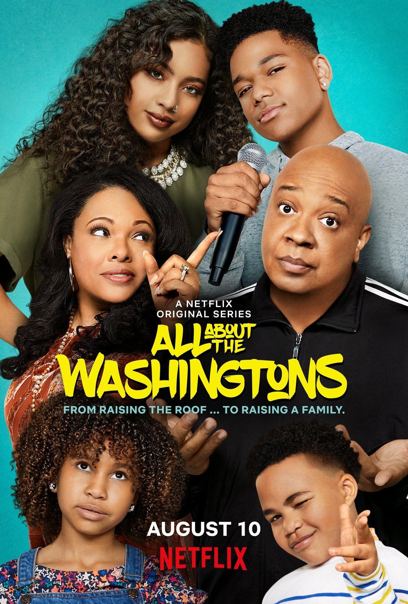 All About the Washingtons ne zaman