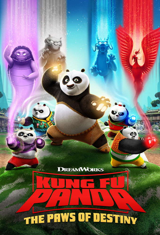 Kung Fu Panda: The Paws of Destiny ne zaman