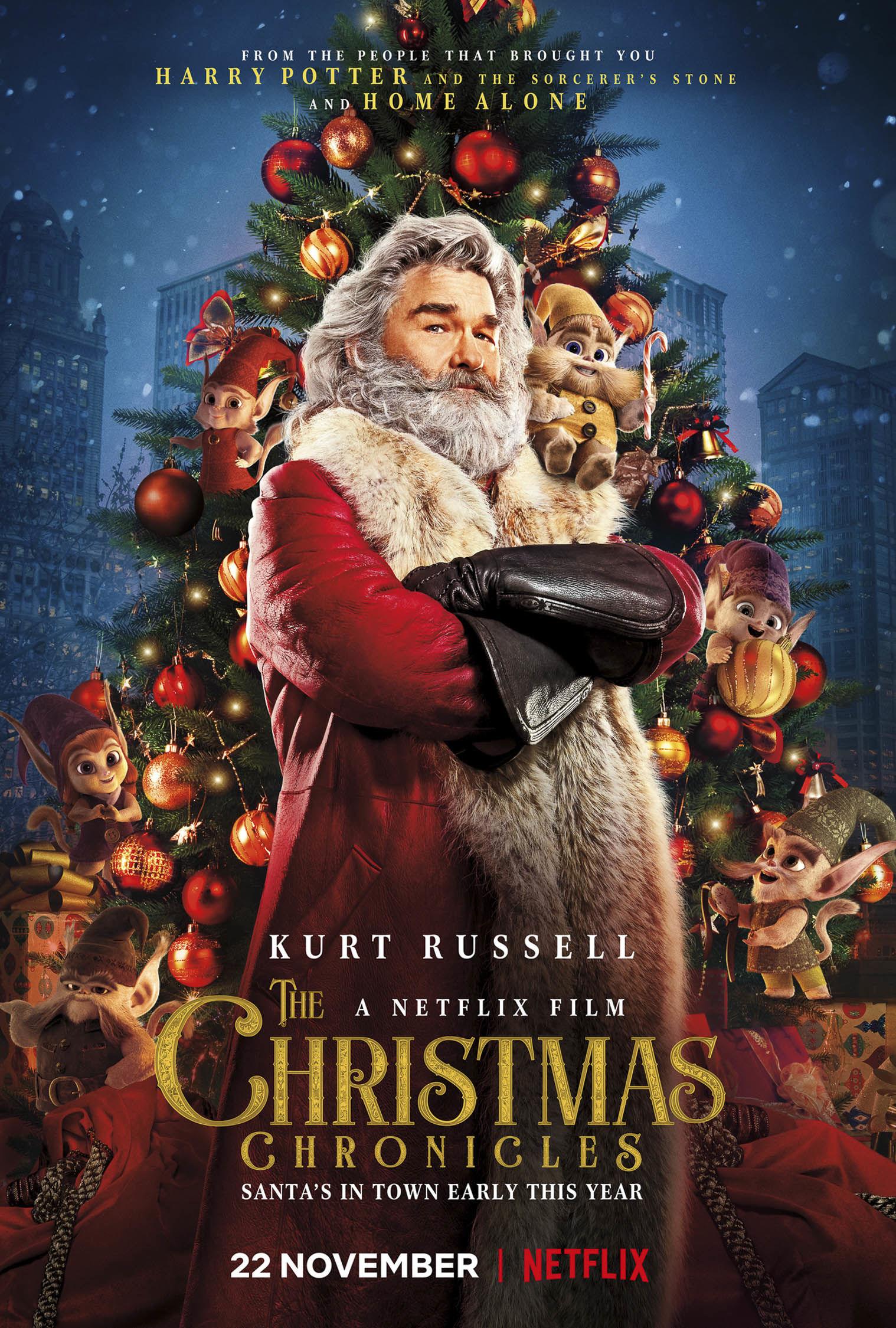 The Christmas Chronicles ne zaman