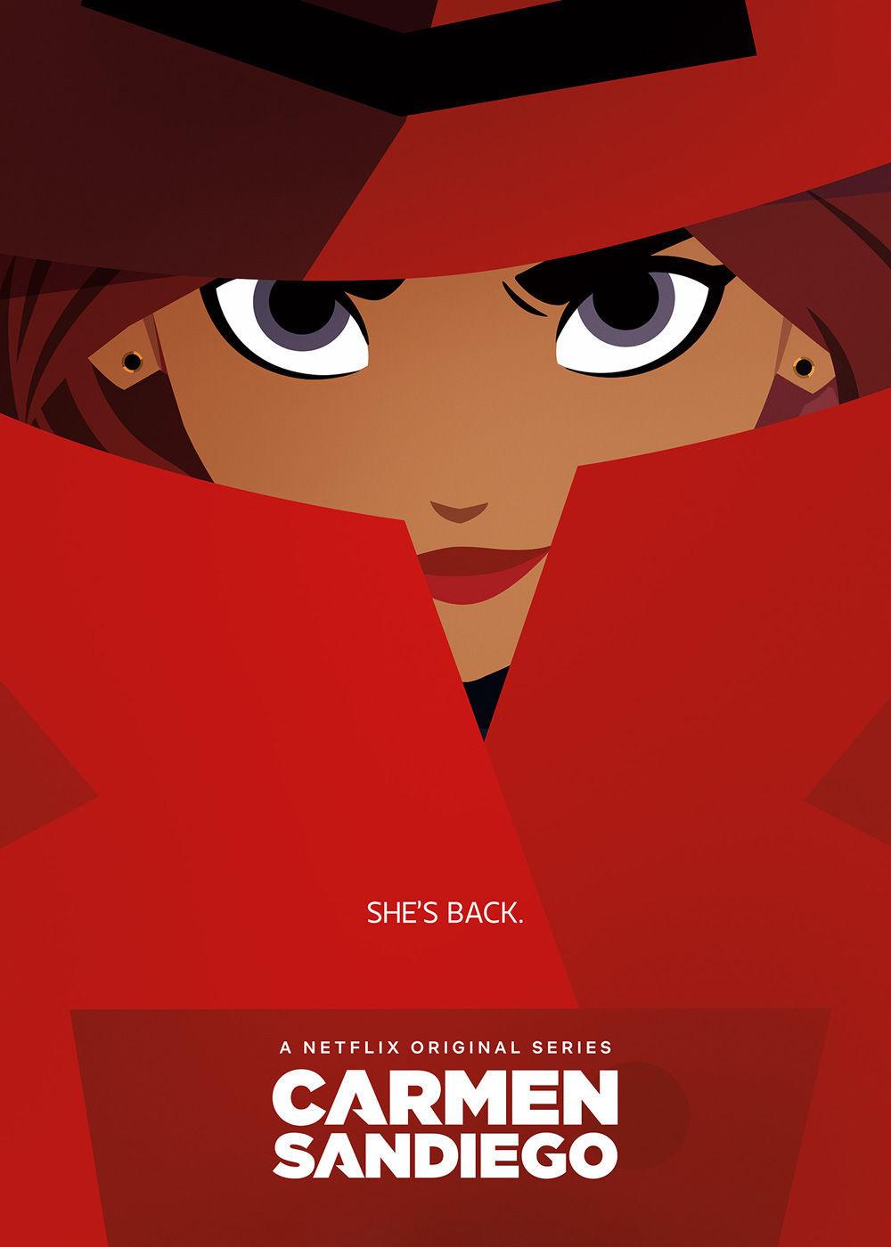 Carmen Sandiego ne zaman