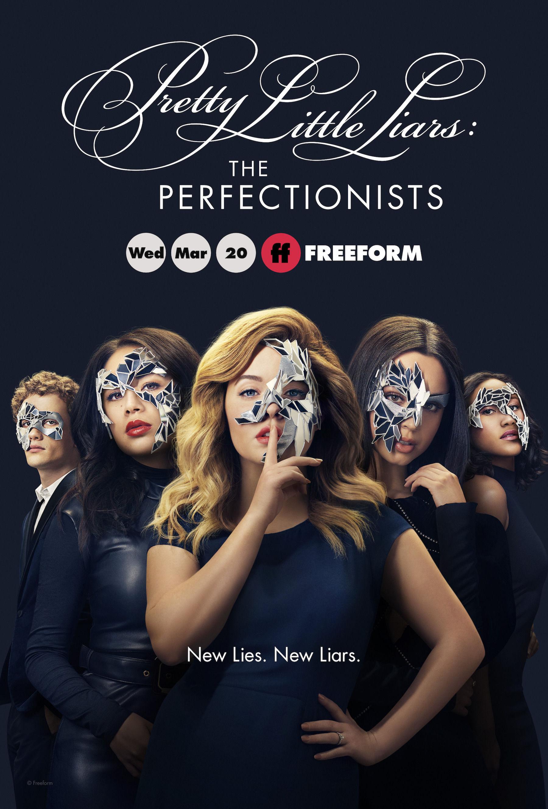 Pretty Little Liars: The Perfectionists ne zaman