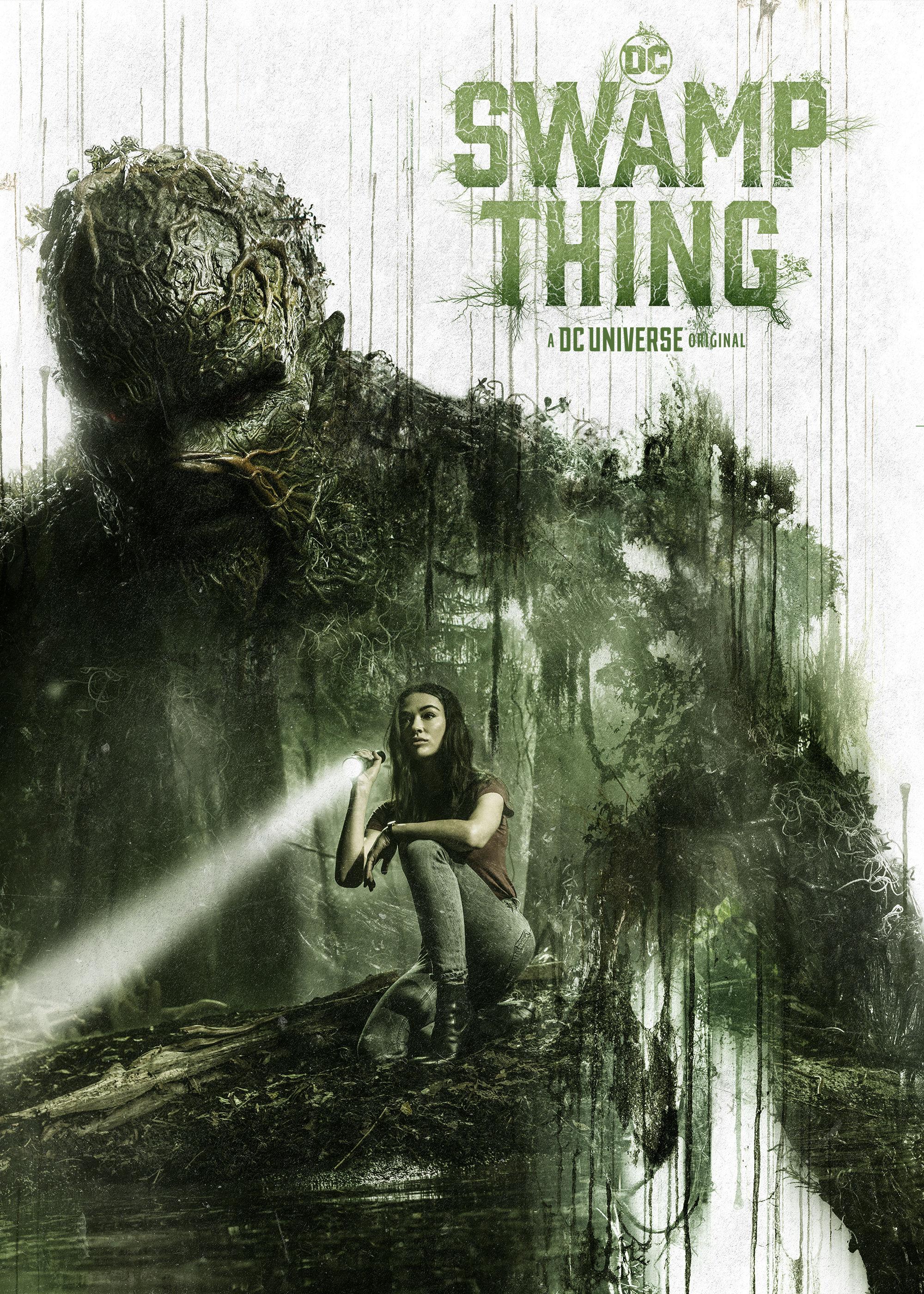 Swamp Thing ne zaman