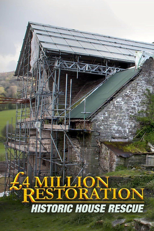 £4 Million Restoration: Historic House Rescue ne zaman