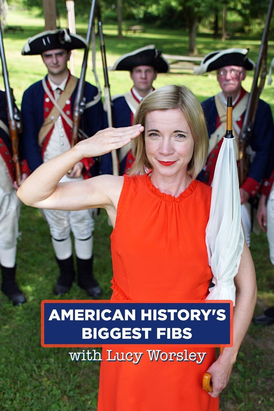 American History's Biggest Fibs with Lucy Worsley ne zaman