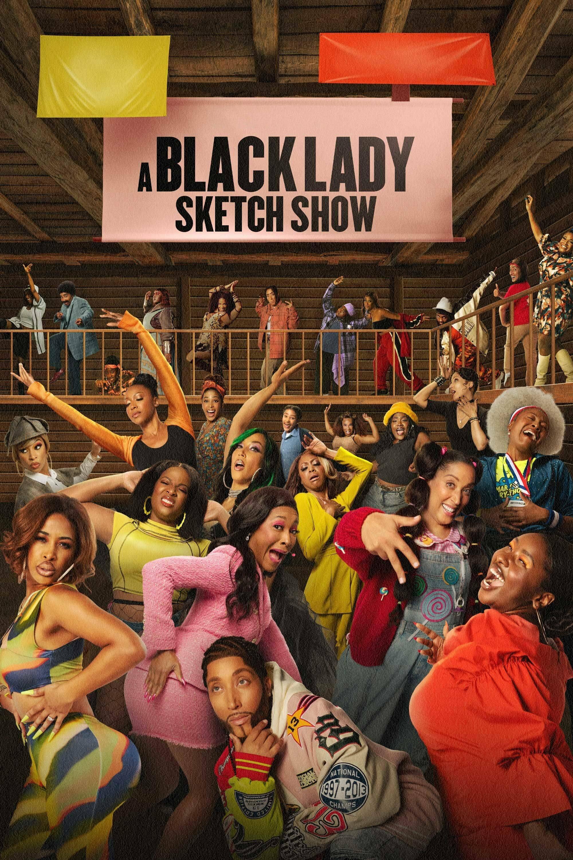 A Black Lady Sketch Show ne zaman