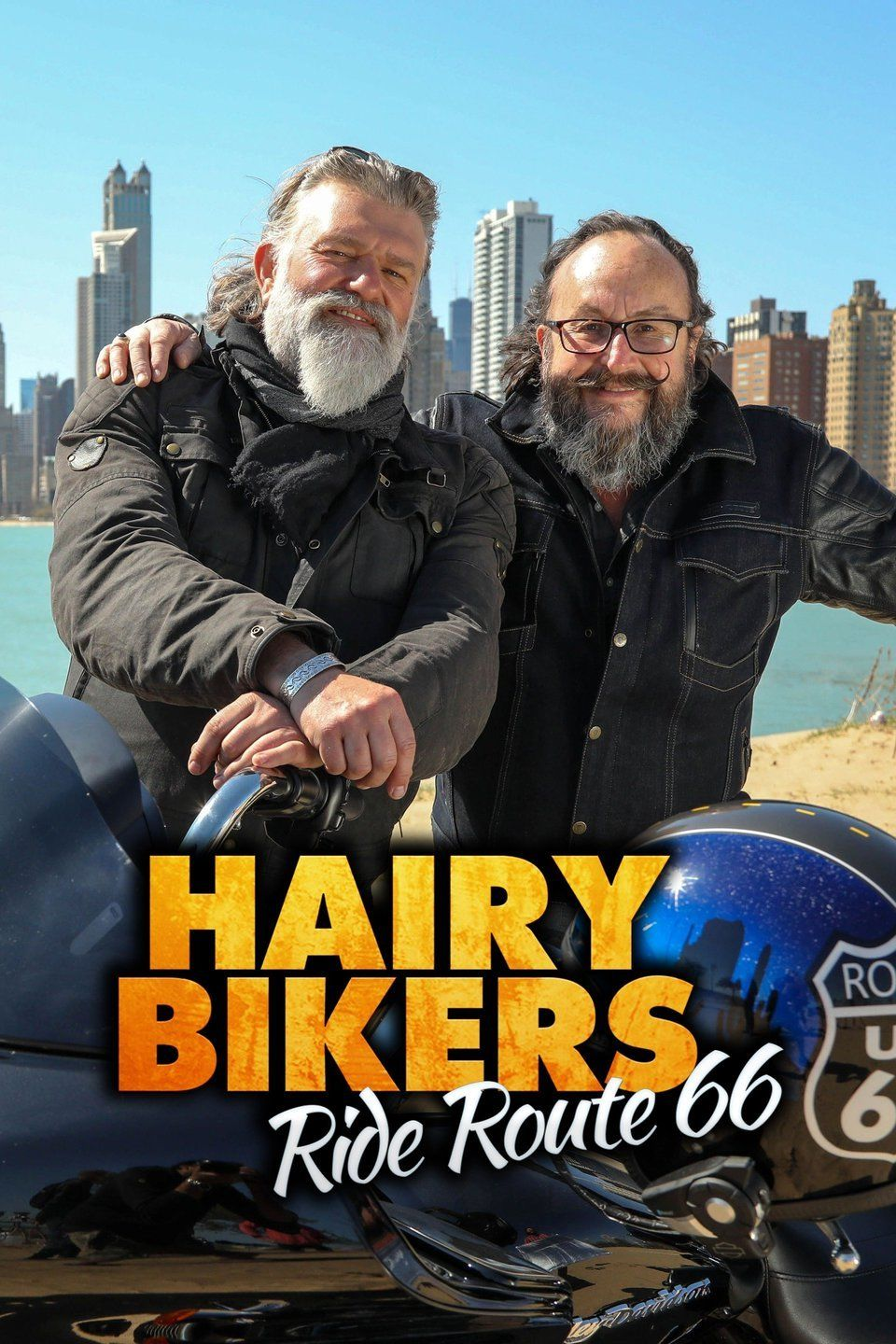 Hairy Bikers: Route 66 ne zaman