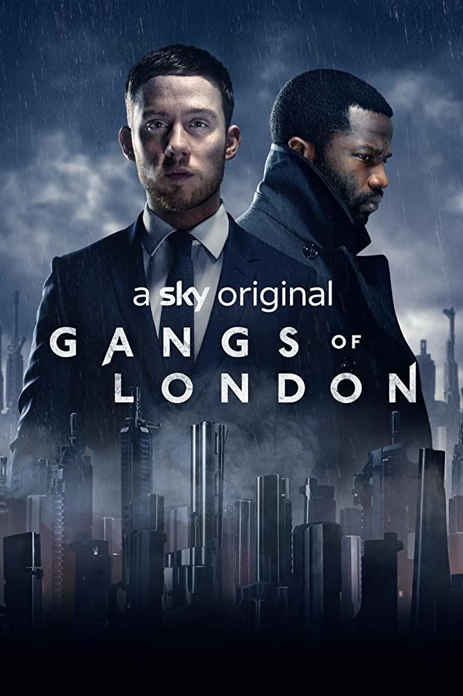 Gangs of London ne zaman