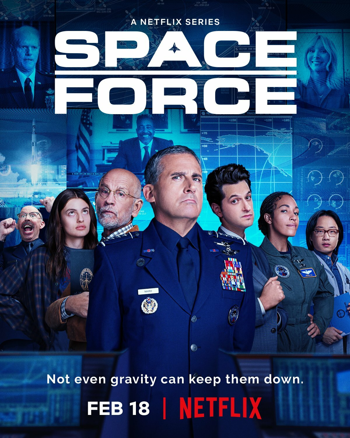 Space Force ne zaman