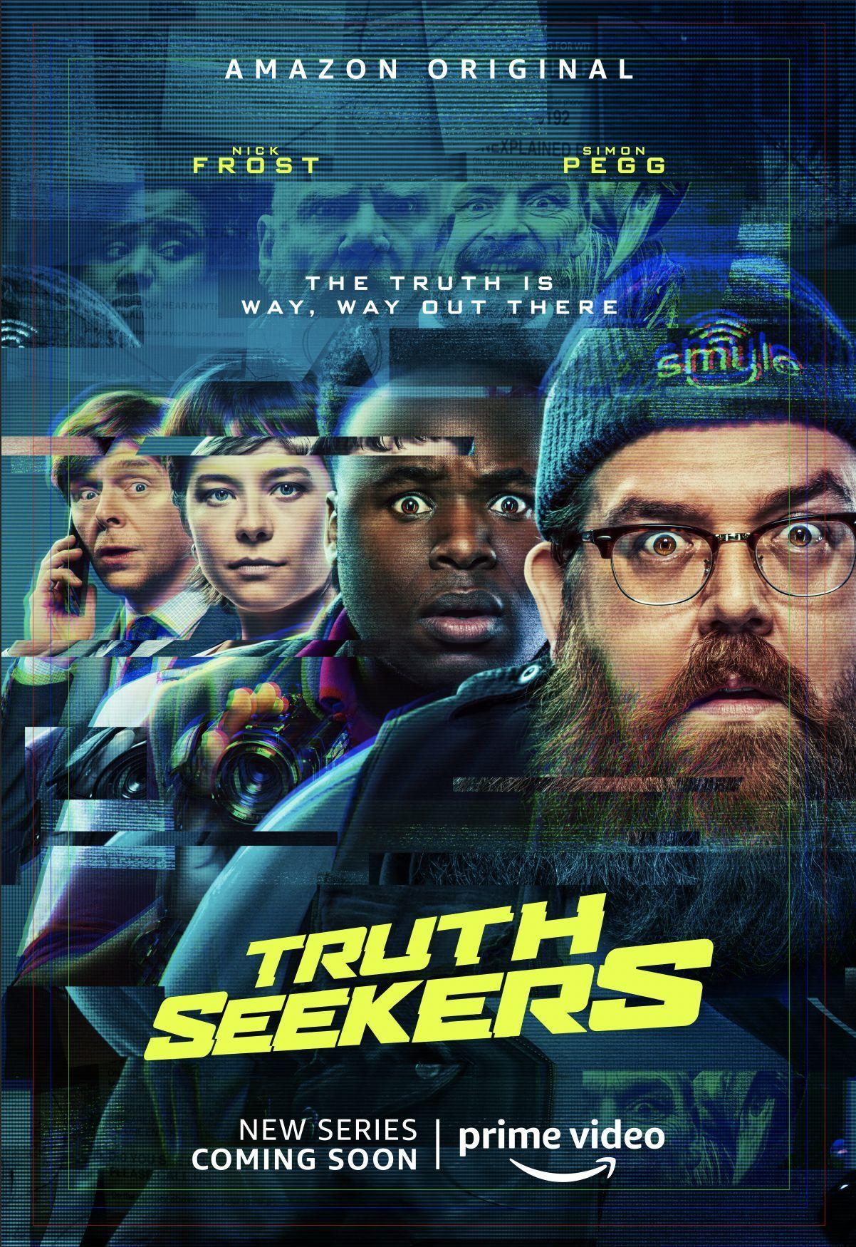 Truth Seekers ne zaman