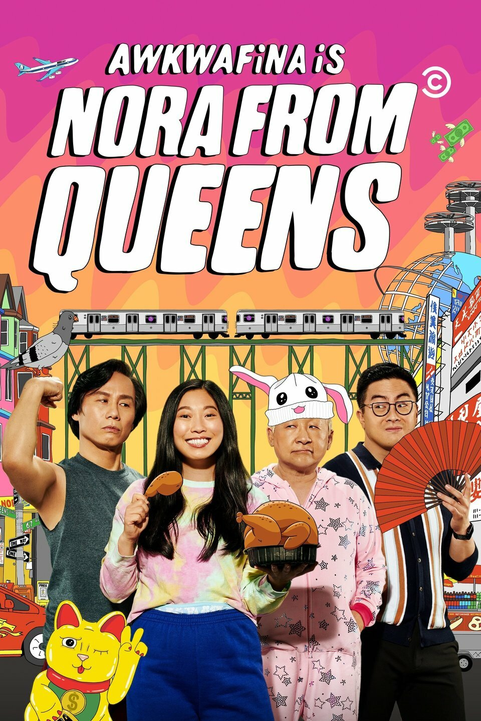 Awkwafina Is Nora from Queens ne zaman