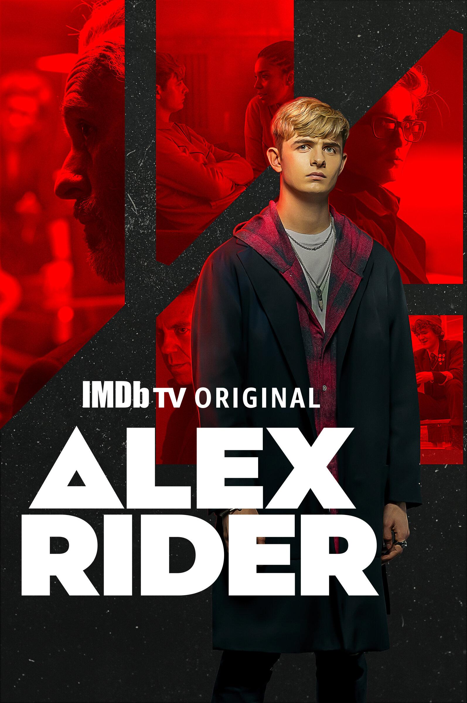 Alex Rider ne zaman