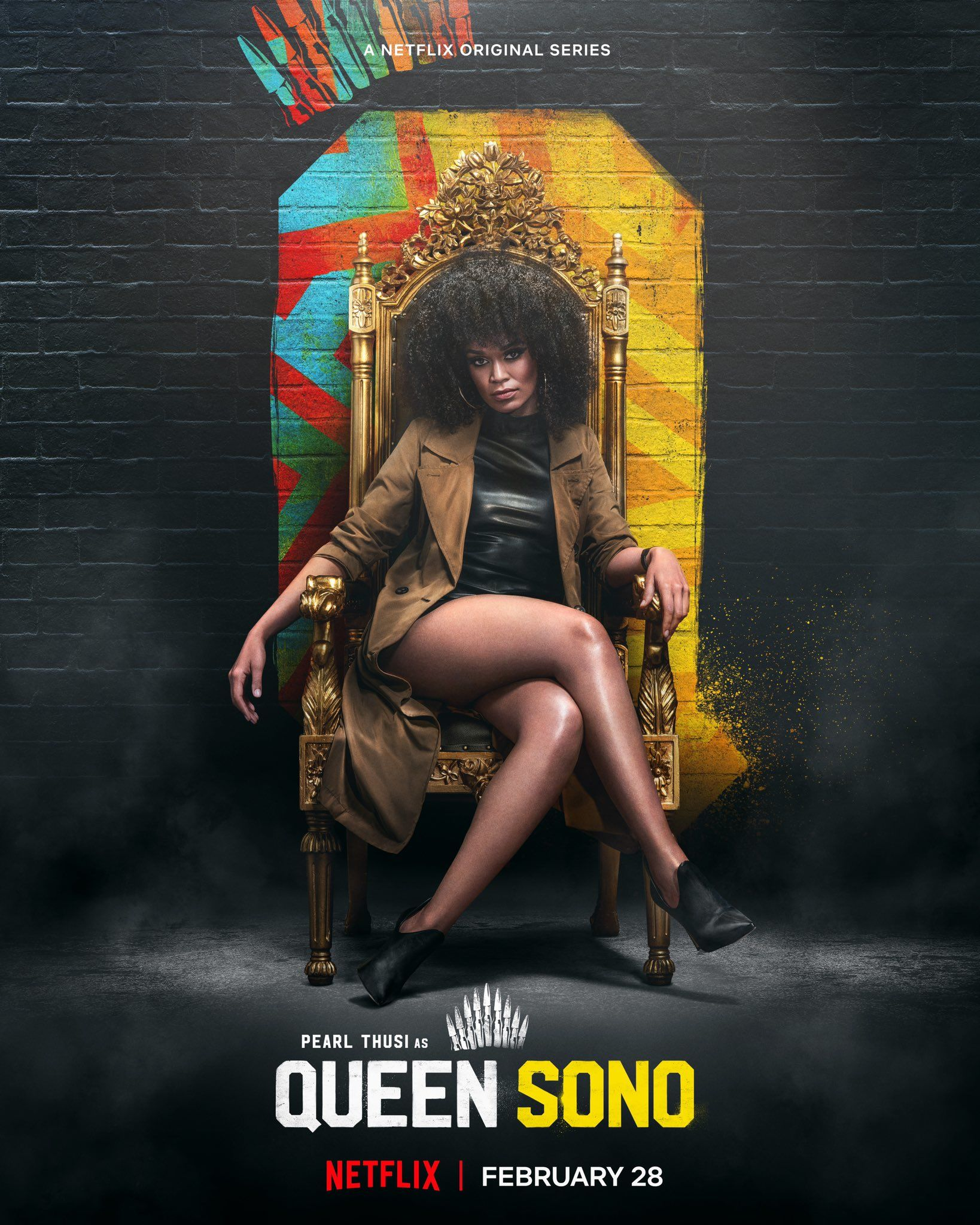 Queen Sono ne zaman