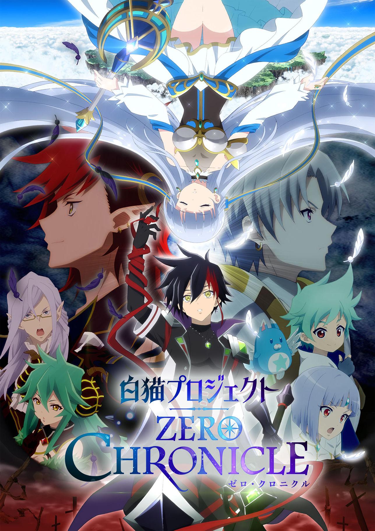 Shironeko Project: Zero Chronicle ne zaman