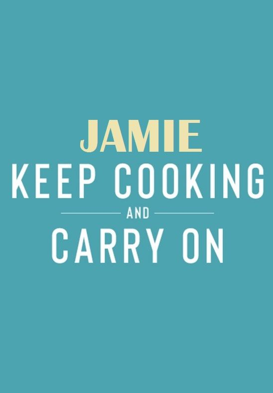 Jamie: Keep Cooking and Carry On ne zaman