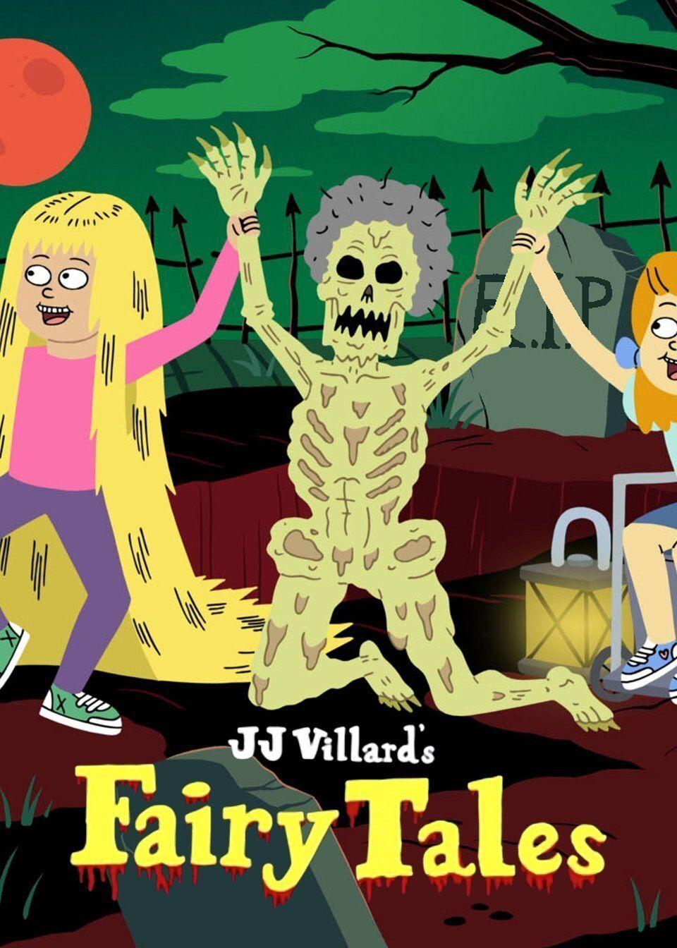 JJ Villard's Fairy Tales ne zaman
