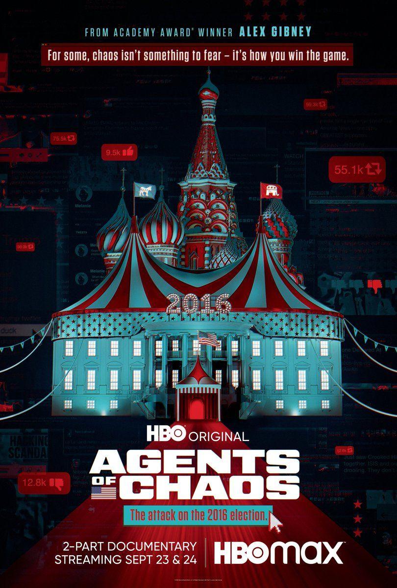 Agents of Chaos ne zaman
