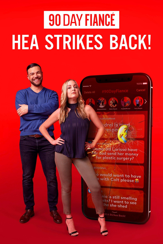 90 Day Fiancé: HEA Strikes Back! ne zaman