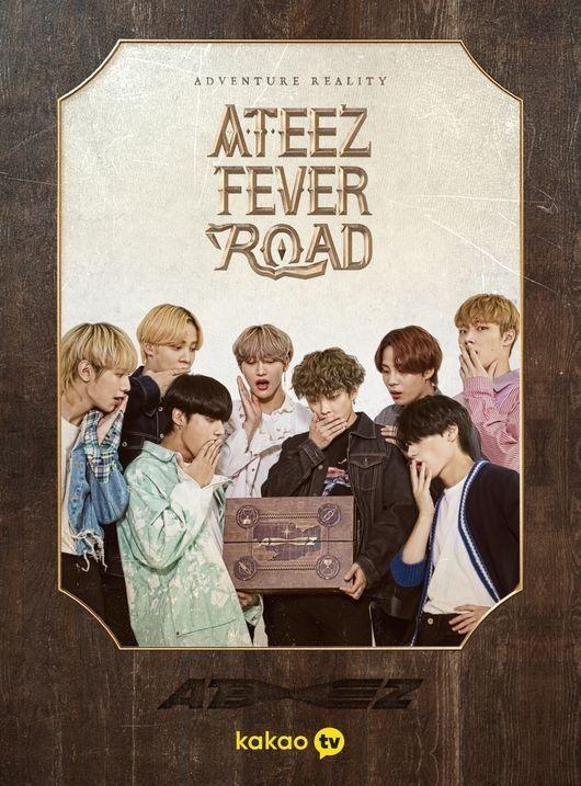 ATEEZ Fever Road ne zaman